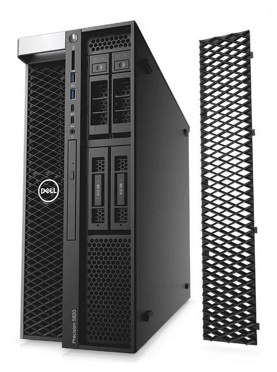 Рабочая станция Dell Precision T5820 черный (5820-2660) - фото 2