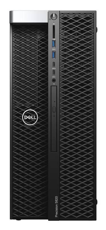 Рабочая станция Dell Precision T5820 черный (5820-2691) - фото 1