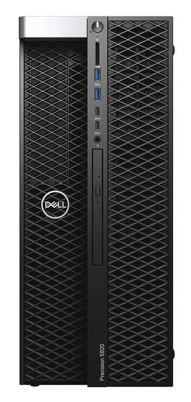 Рабочая станция Dell Precision T5820 черный (5820-2707) - фото 1