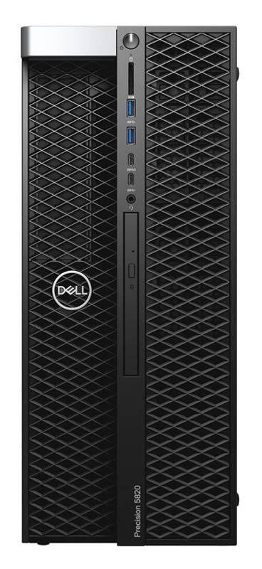 Рабочая станция Dell Precision T5820 черный (5820-2905) - фото 1