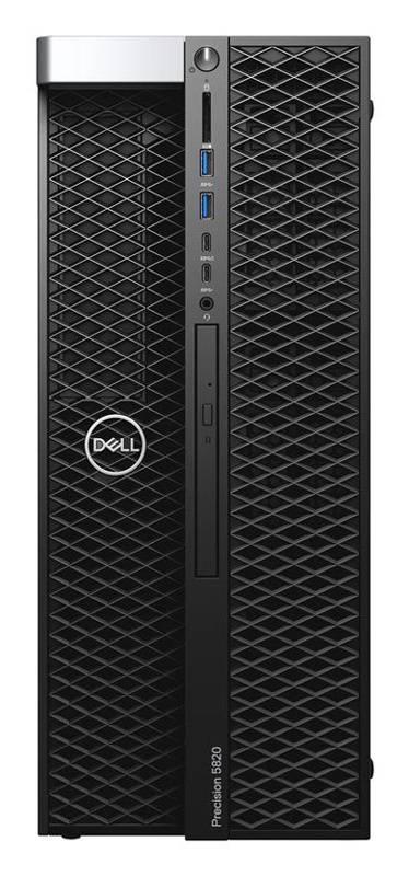 Рабочая станция Dell Precision T5820 черный (5820-2721) - фото 1