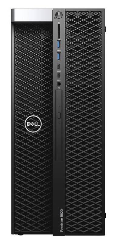 Рабочая станция Dell Precision T5820 черный (5820-2738) - фото 1