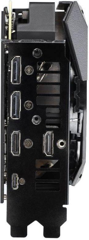 Видеокарта Asus ROG-STRIX RTX2080-A8G-GAMING 8192 МБ (ROG-STRIX-RTX2080-A8G-GAMING) - фото 4