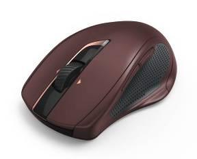 Мышь Hama MW-800 бордовый (00182670) - фото 1
