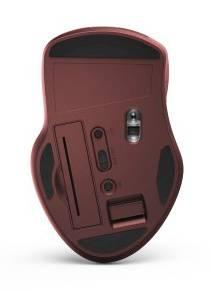Мышь Hama MW-800 бордовый (00182670) - фото 4