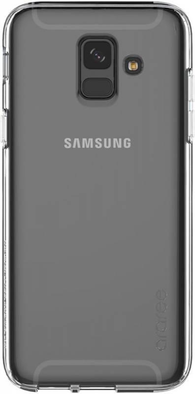 Чехол Samsung A Cover, для Samsung Galaxy A6 (2018), прозрачный (GP-A600KDCPAIA) - фото 1