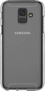 Чехол Samsung A Cover, для Samsung Galaxy A6 (2018), прозрачный (GP-A600KDCPAIA)