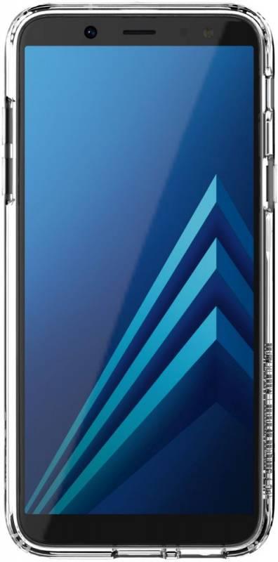Чехол Samsung A Cover, для Samsung Galaxy A6 (2018), прозрачный (GP-A600KDCPAIA) - фото 2