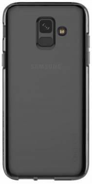 Чехол Samsung A Cover, для Samsung Galaxy A6 (2018), черный (GP-A600KDCPAIB)