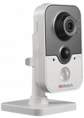 Видеокамера IP HiWatch DS-I214W(B) белый (ds-i214w(b) (2.8 mm))