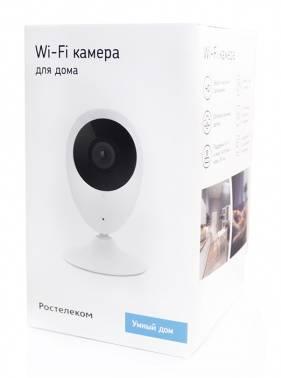 Видеокамера IP Hikvision Ростелеком CS-C2SHW белый (CS-C2SHW (2.8 MM))