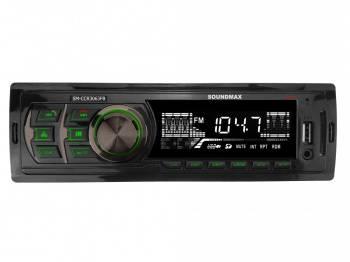 Автомагнитола Soundmax SM-CCR3063FB (SM-CCR3063FB(ЧЕРНЫЙ)\G)