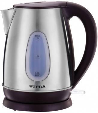 Чайник электрический Supra KES-1839W черный (11713)