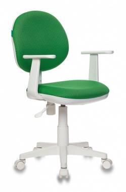 Кресло детское Бюрократ CH-W356 зеленый (CH-W356/GREEN)
