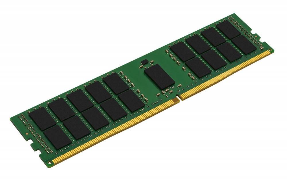 Модуль памяти DIMM DDR4 1x8Gb Kingston KSM24RS8/8HAI - фото 1