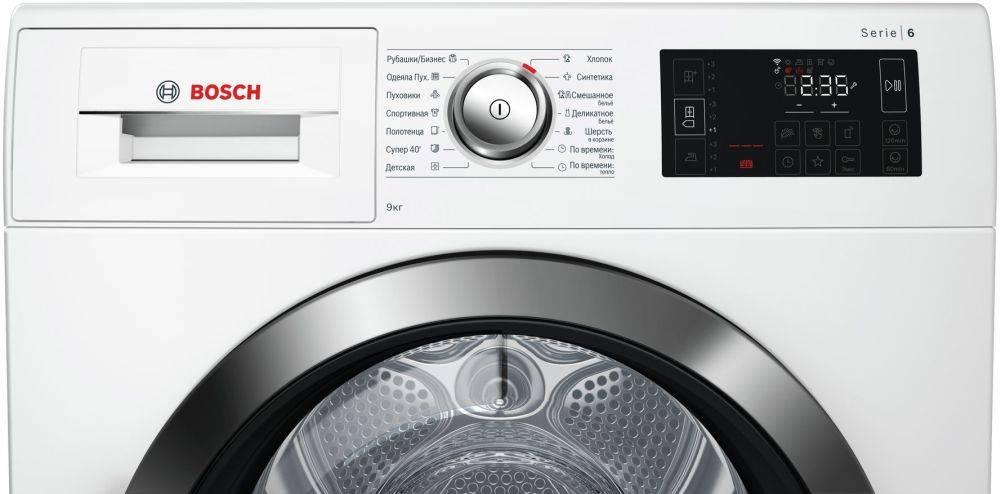 Сушильная машина Bosch WTW876H0OE белый - фото 5