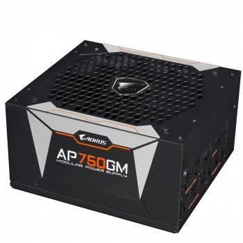 Блок питания GIGABYTE AORUS GP-AP750GM-EU (GP-AP750GM-EU)