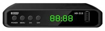 Ресивер DVB-T2 Сигнал Эфир HD-215 (20215)