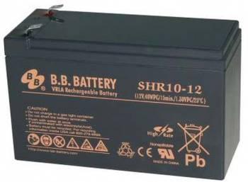 Батарея для ИБП BB SHR 10-12, 12В, 8.8Ач