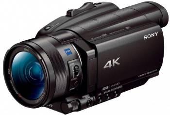 Видеокамера Sony FDR-AX700 черный (fdrax700b.cee)