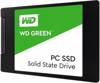 Накопитель SSD 480Gb WD Green WDS480G2G0A SATA III