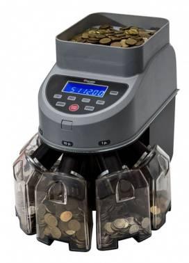 Сортировщик монет Cassida CoinMax серый металик