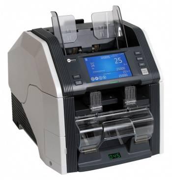 Сортировщик банкнот Cassida GRGBanking CM100V серый