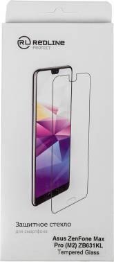 Защитное стекло Redline для Asus ZenFone Max Pro M2 ZB631KL (УТ000016811)