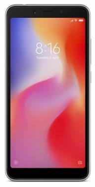 Смартфон Xiaomi Redmi 6 64ГБ черный (20869)