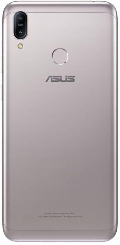 Смартфон Asus ZenFone MAX M2 ZB633KL 32ГБ серебристый (90AX01A4-M00070) - фото 4