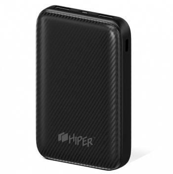 Мобильный аккумулятор HIPER SPX10000 черный (SPX10000 BLACK)
