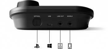 Усилитель для наушников Steelseries GameDAC стацион. черный (61370)