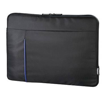 """Чехол для ноутбука 15.6"""" Hama Cape Town черный/синий (00101906) - фото 1"""
