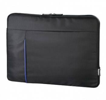 """Чехол для ноутбука 15.6"""" Hama Cape Town черный/синий (00101906)"""