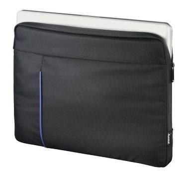 """Чехол для ноутбука 15.6"""" Hama Cape Town черный/синий (00101906) - фото 2"""