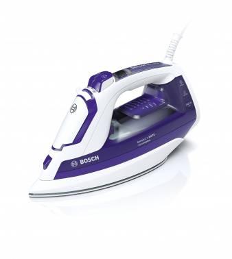 Утюг Bosch TDA752422V белый/фиолетовый