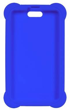 Чехол Digma, для Digma Plane 7556, синий
