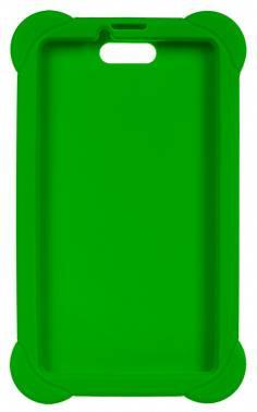 Чехол Digma, для Digma Plane 7556, зеленый