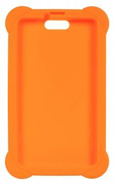 Чехол Digma, для Digma Plane 7556, оранжевый