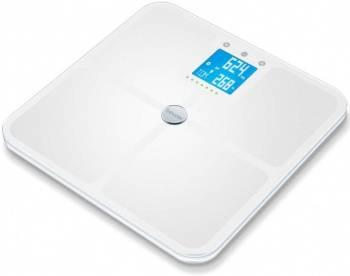 Весы напольные электронные Beurer BF950 белый (749.11)
