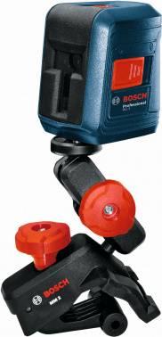 Лазерный нивелир Bosch GLL 2 + MM2 (0601063A01)