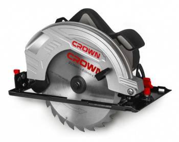 Циркулярная пила (дисковая) CROWN CT15210-235