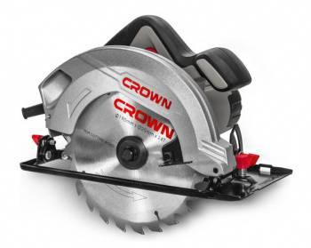Циркулярная пила (дисковая) CROWN CT15199-190