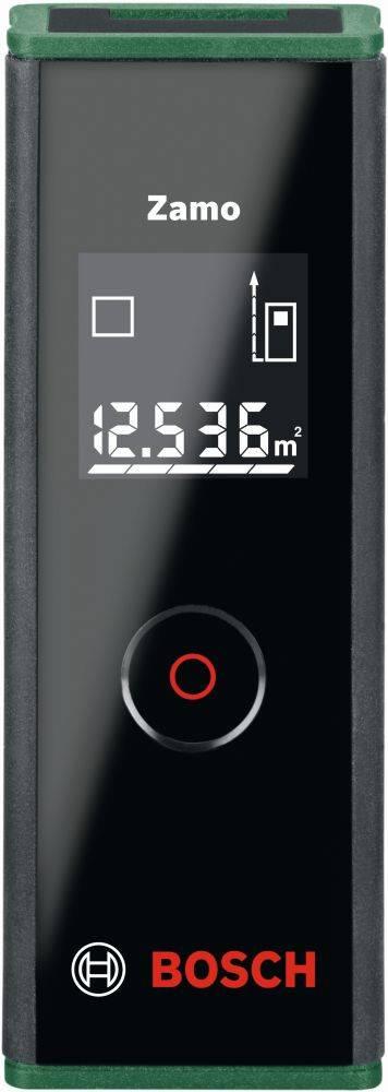 Лазерный дальномер Bosch PLR 20 Zamo III Set (0603672701) - фото 1