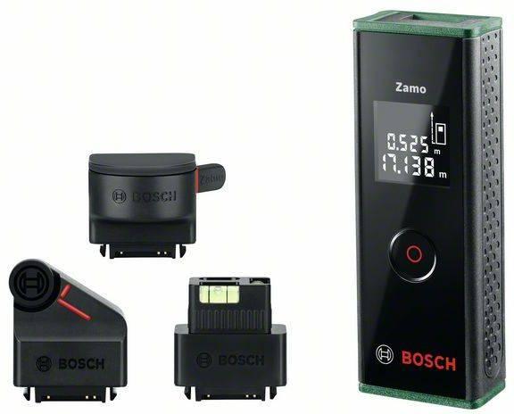 Лазерный дальномер Bosch PLR 20 Zamo III Set (0603672701) - фото 2