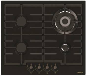 Газовая варочная поверхность Gorenje Classico GW6D41ZCLB черный