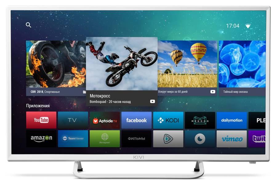 Телевизор LED Kivi 32FR50WR - фото 2