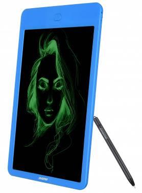 Графический планшет Digma Magic Pad 100 голубой (MP100L)
