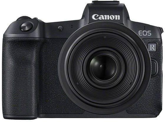Фотоаппарат Canon EOS R kit черный (3075C058) - фото 1