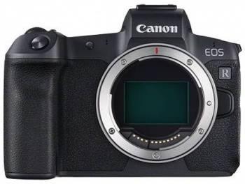 Фотоаппарат Canon EOS R body черный (3075C023)